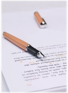 Editing and Proofreading (German texts)